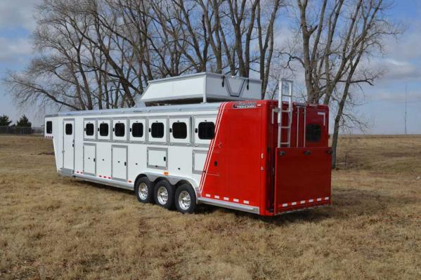 WHY A CIMARRON NORSTAR TRAILER?