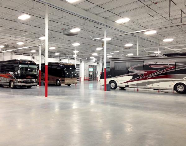 Transwest's 2nd Annual Indoor RV Show
