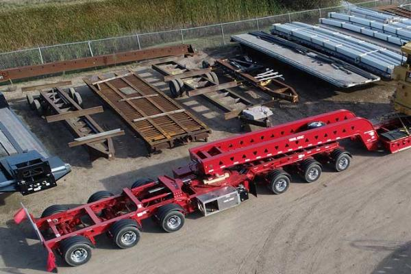 Trail King Commercial Trailers