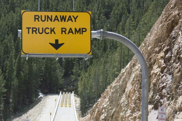 How Runaway Truck Ramps Work