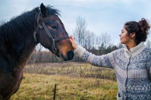 Mental & Emotional Benefits of Horseback Riding