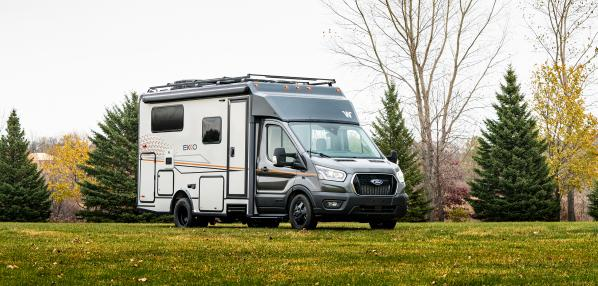 Introducing the all-new 2022 Winnebago EKKO 22A/24C