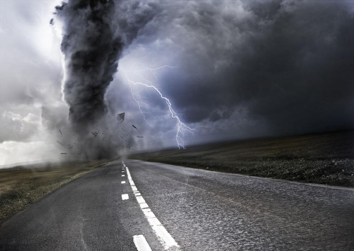 Tornado Safety: Tips For When You're On the Road