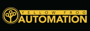 Yellow Frog Automation Logo